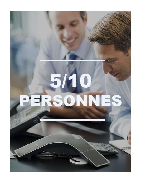 IP 5/10 personnes